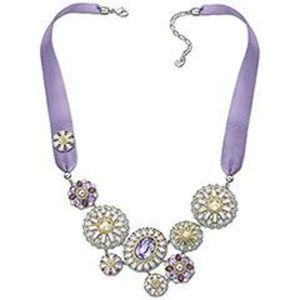 Swarovski 1128004 Regency Ribbon Necklace $450
